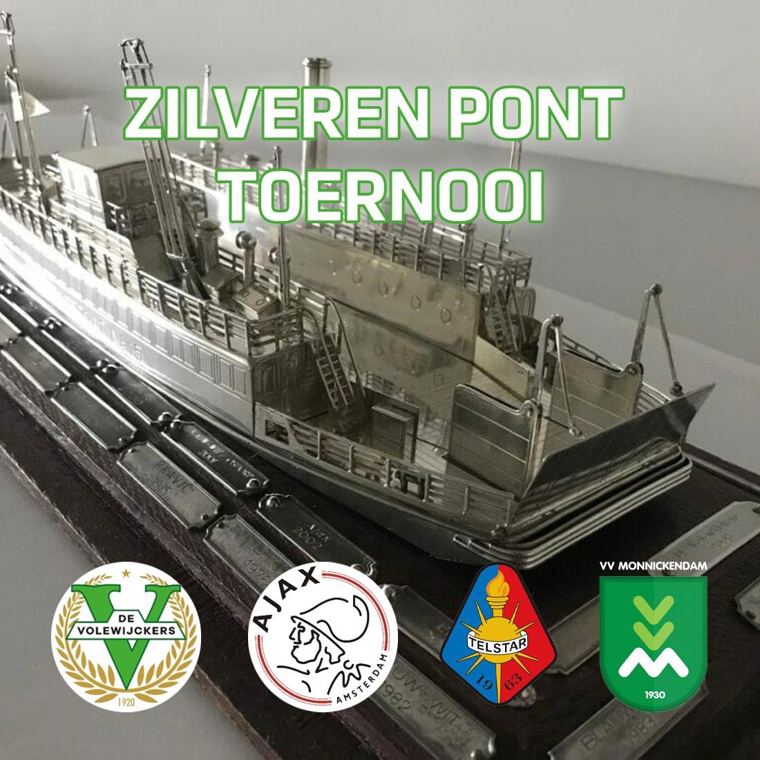 Kom naar het Zilveren Pont Toernooi